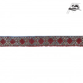 GALON STRASS THERMO 16 mm