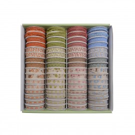 COFFRET 64 PCS FOREST