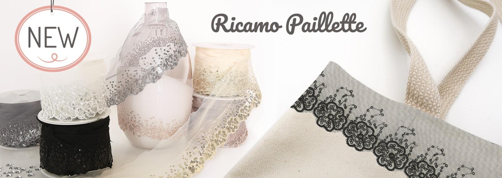 Ricamo Paillette