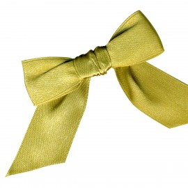 Double-sided satin ribbon