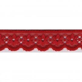 Elastic lace 27mm