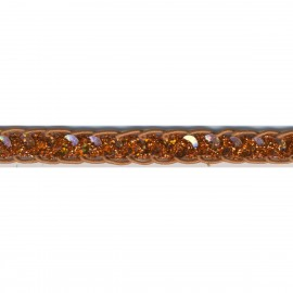 Metal/Sequins trim 12mm