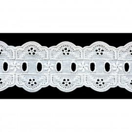 BRODERIE COTON
