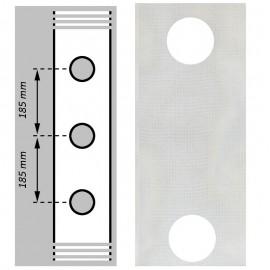 Grommet Tape w/ holes