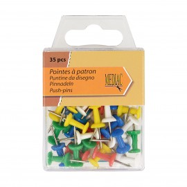 Push-pins box *35 pcs