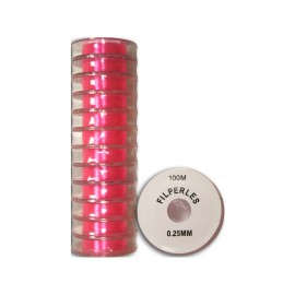 Filo nylon 0,25mm*100m