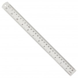 Extra-flach Regel 30cm+In