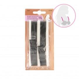Transpar.bra-straps*2pcs