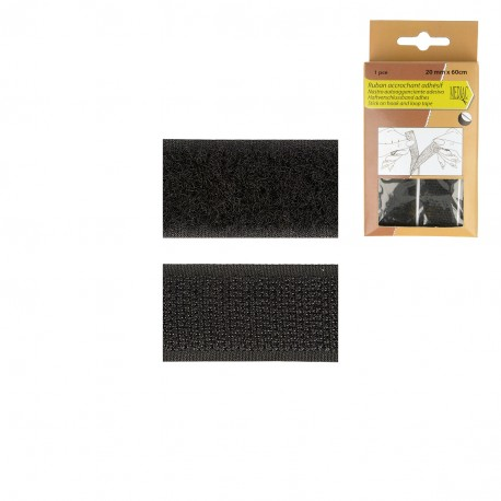 hook and loop tape-adhesf