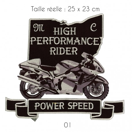 HIGH PERFORMANCE RIDER