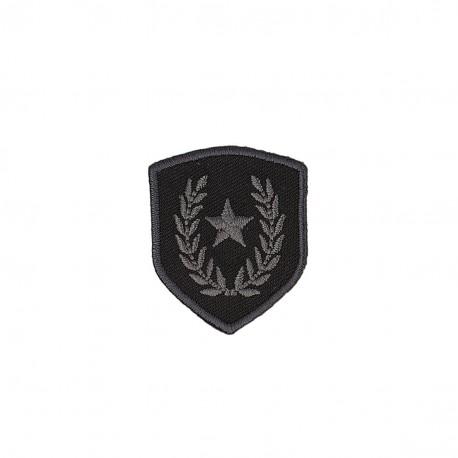 S Sterne/Lorbeer Wappen