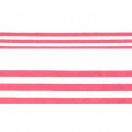 Striped trim
