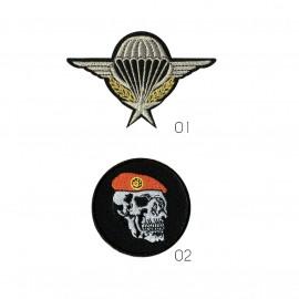 M AIR FORCE/ HEADSKULL
