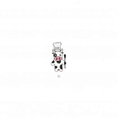 S Küche/Nähen Tiere