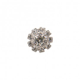 BOUTON STRASS ROND GM