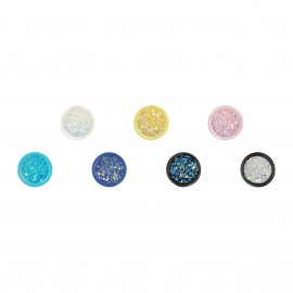 BOUTONS ROND STRASS