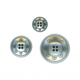 BOUTONS POLYEST.INCAS 4TR