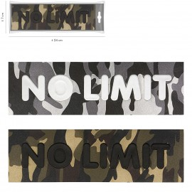 "XL ARMY ""NO LIMIT"" 23,5x6,5cm"