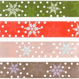 Snowflakes ribbon