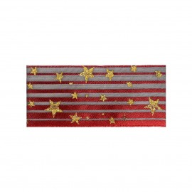 "Organdy ribbon ""Stars"""
