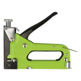 Fabric staple gun