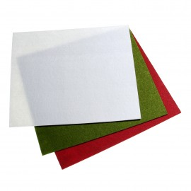 Felt sheet 25x30x0,3cm*1p