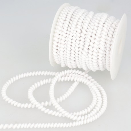 Spiral elastic cord 5mm