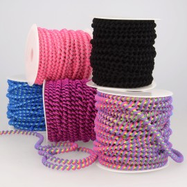 Spiral elastic cord 5mm