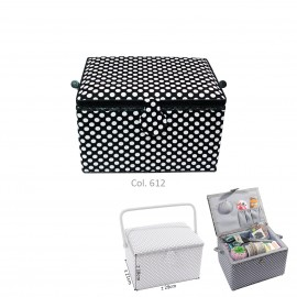 Sewing box 21*28,5*19,5cm