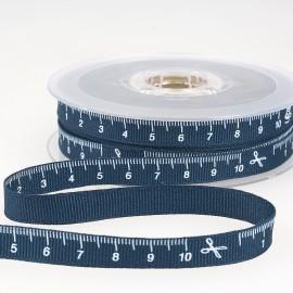 """""""Tape measure"""" ribbon"""