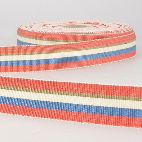 Stripes petersham ribbon
