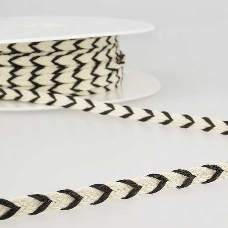 Two-tone trimming tape