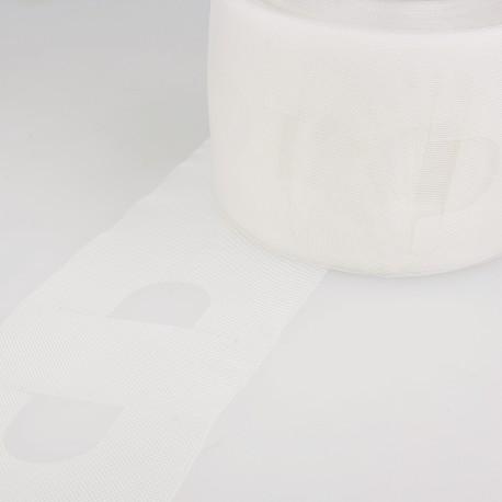 Rod pocket tape