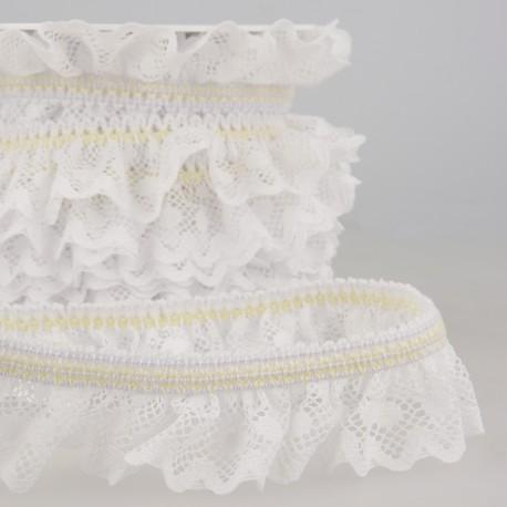 Stretch lace