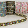 GALON STRASS/OEILLETS THERMOCOLLANT