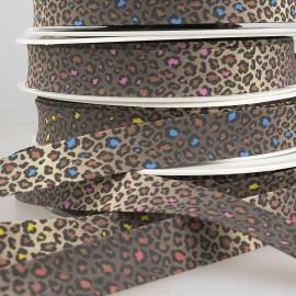 Leopard Schraegband