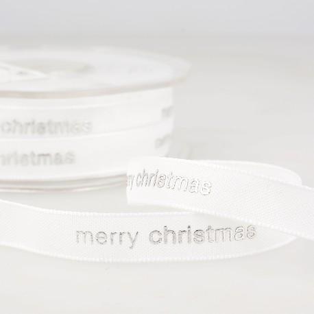 RIBBON MERRY CHRISTMAS