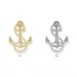 S MOTIF LUREX ANCHOR