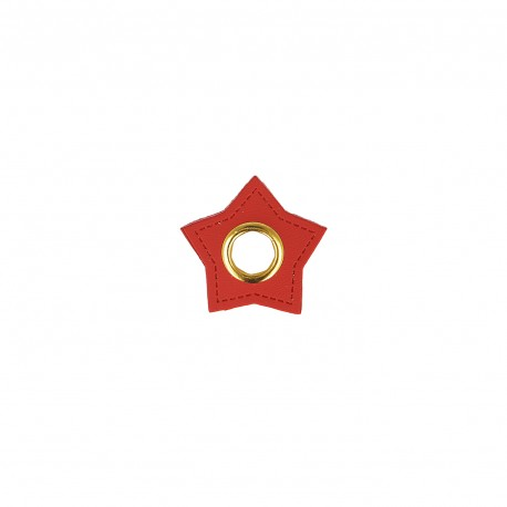 Eyelets Patch Star 10mm*4