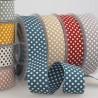 Polka-dotted ribbon