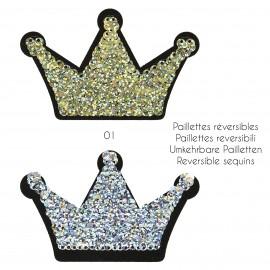 M Patch crown