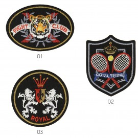 M Patch Sport and Royal