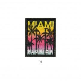 M Patch Miami