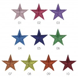 S Patch shiny star