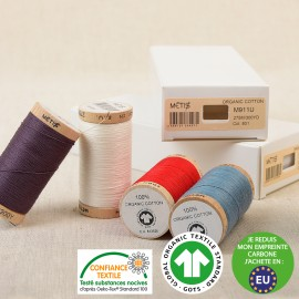 Thread 100% cotton organi c 275 m