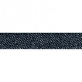 Jeansstoff Schrägband