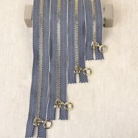 Women Jeans zip