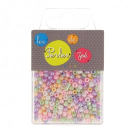 Transp. glass beads*40g