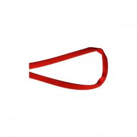 Nastro tubolare raso 5mm