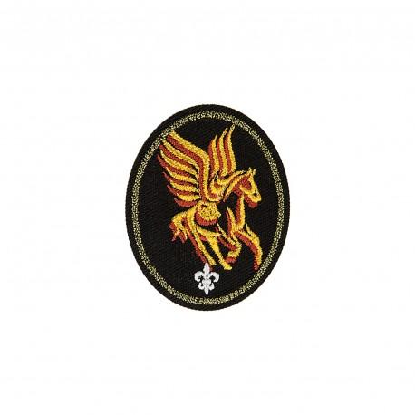 M Patch Animal Emblem
